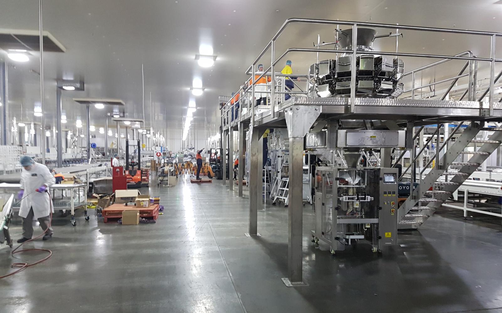 Full Production Line